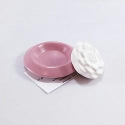 Aromodifuzor ceramic pentru uleiuri esentiale - Lila