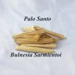 Palo Santo -Lemn Sfant - Bulnesia Sartmientoi