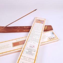 Bețișoare parfumate naturale Cinnamomum, Marco Polo's Treasures, cu scorțișoara ceylon