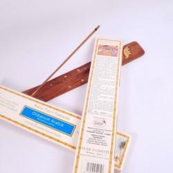 Bețișoare parfumate naturale Olibanum Arabia, Marco Polo's Treasures, cu tamaie olibanum