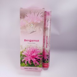 Betisoare parfumate Bergamota Flute, 20 betisoare