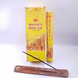 Bețișoare parfumate Money House, Casa Banilor, Hem, 20 bețe