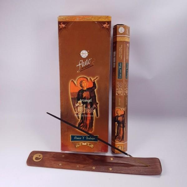 Betisoare parfumate Flute Arcangel Uriel