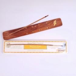 Bețișoare parfumate naturale Benzoin Siam, Marco Polo's Treasures, cu tămâie benzoin