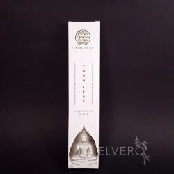Betisoare parfumate Yoga Leaf, Fleur de Vie - Floarea Vietii