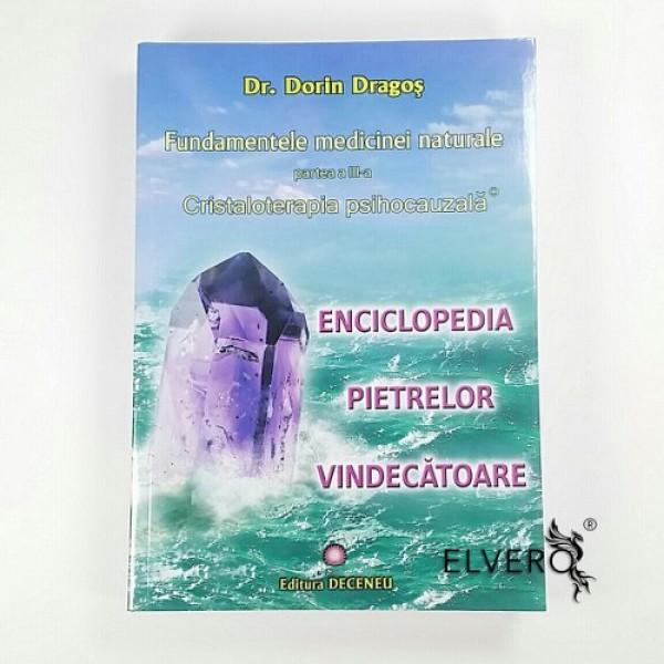 Fundamentele medicinei naturale, partea a III a, Cristaloterapia psihocauzală, Dr. Dorin Dragos