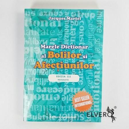Marele dicționar al bolilor și afecțiunilor, Jaques Martel