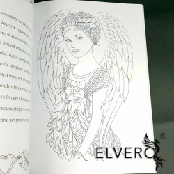 Mesaje de la îngeri - Carte de colorat, Doreen Virtue