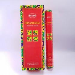 Bețișoare parfumate Ornamental, Hem, 20 bețe