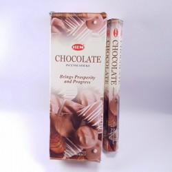 Bețișoare parfumate Chocolate, Hem, 20 bețe