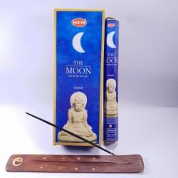 Bețișoare parfumate The Moon, Luna, Hem, 20 bețe