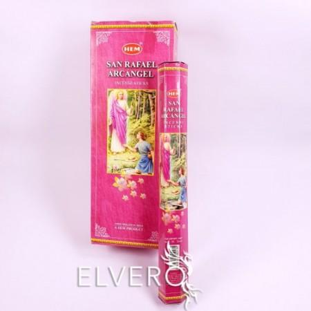 Betisoare parfumate arhanghelul Rafael, HEM, 20 buc