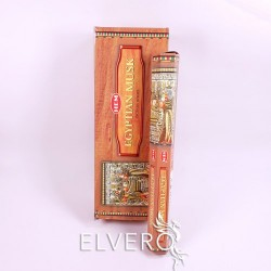 Bețișoare parfumate Egyptian Musk, Mosc Egiptean, HEM, 20 buc