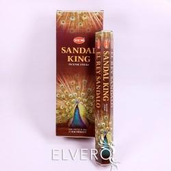 Bețișoare parfumate Sandal King, HEM, 20 buc