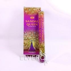 Bețișoare parfumate Sandal Queen, HEM, 20 buc