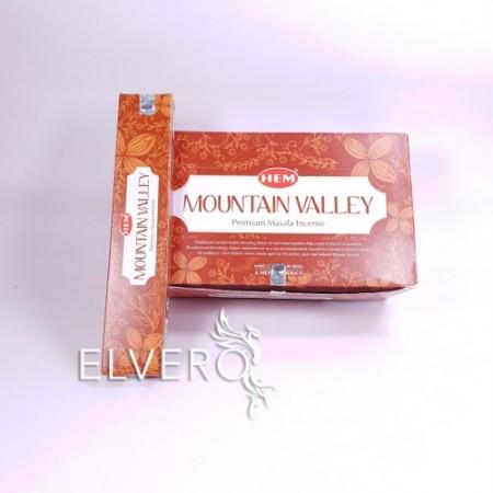Bețișoare parfumate Mountain Valley, HEM gama Premium