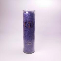 Lumanare uleiuri esențiale, chakra Ajna, cel de-al treilea ochi