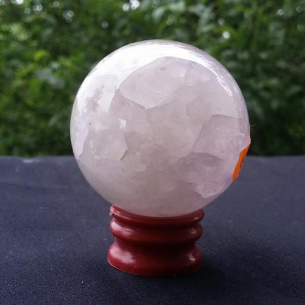Ametist sfera 53 mm,  cod 658