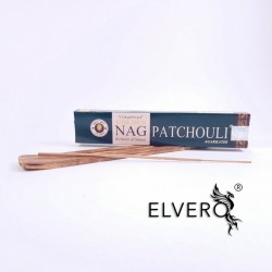 Bețișoare parfumate Nag Patchouli Golden
