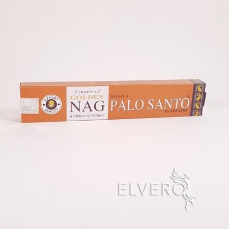 Bețișoare parfumate Palo Santo, Nag Golden, lemn sfant