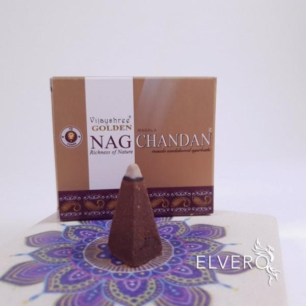 Conuri parfumate Nag Chandan Golden