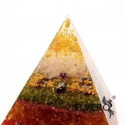 Piramida abundentei cu aur 24 K