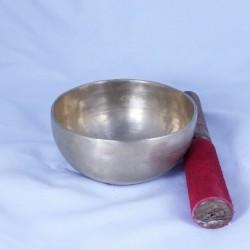 Bol tibetan 11 cm, realizat in Nepal, lucrat manual din 7 metale