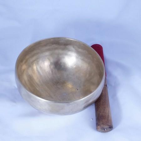 Bol tibetan 16 cm, realizat manual din 7 metale, în Nepal. Livrare Gratuita!!!