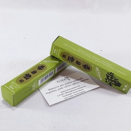Betisoare parfumate Pin, gama Morning Star, producator Nippon Kodo non-toxice