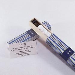 Bețișoare parfumate naturale Aloeswood, lemn Agar, japoneze, Nippon Kodo, non-toxice