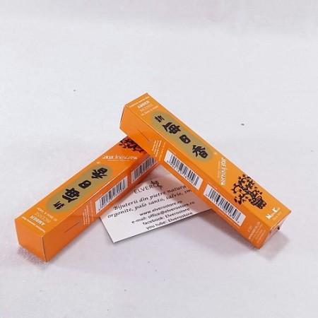Betisoare parfumate japoneze aroma Ambra, gama Morning Star, producator Nippon Kodo