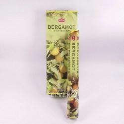Bețișoare parfumate Bergamota, HEM, 20 buc