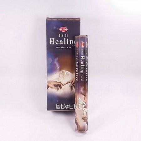 Bețișoare parfumate Divine Healing - Vindecare Divină, HEM, 20 buc