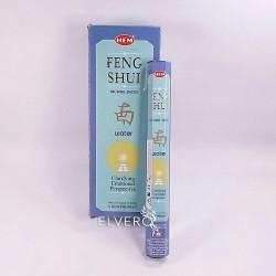 Bețișoare parfumate Feng Shui Water - Apa, HEM, 20 buc