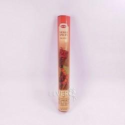Bețișoare parfumate Indian Spices, HEM, 20 buc