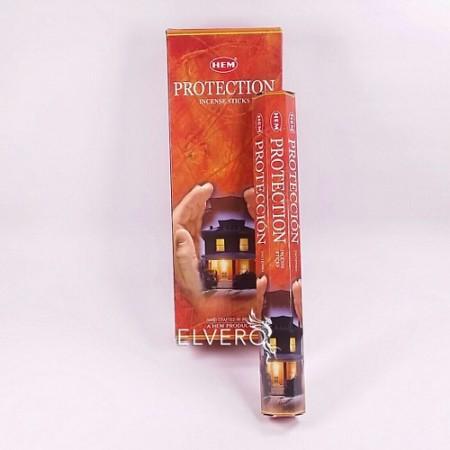 Bețișoare parfumate Protection, HEM, 20 buc