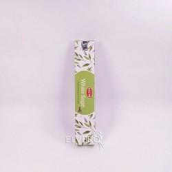 Bețișoare parfumate White Sage - Salvie Alba, HEM, 20 buc