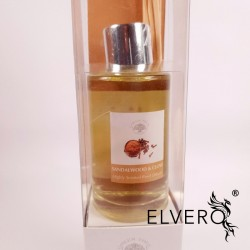 Betisoare parfumate in sticla Sandalwood and Clove, 100 ml