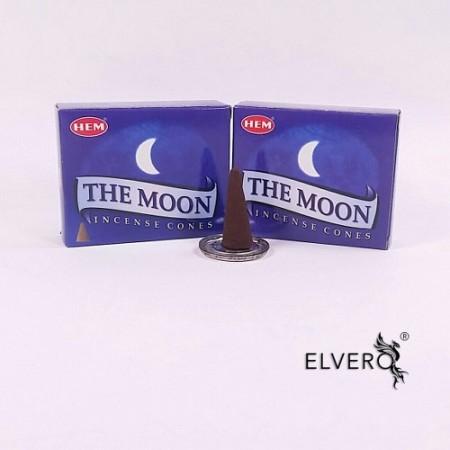 Conuri parfumate, The Moon - Luna, HEM