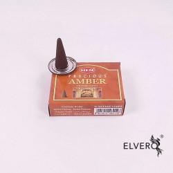 Conuri parfumate, Precious Amber, HEM