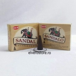 Santal, Conuri parfumate, Hem, Sandalwood